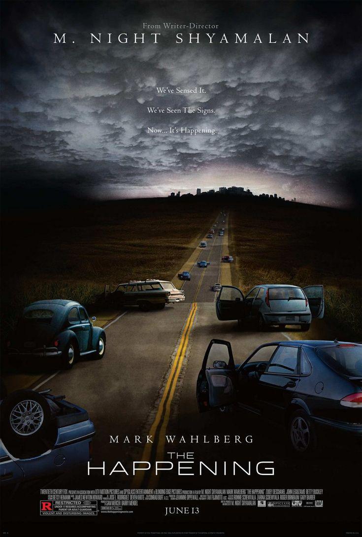 The Happening (2008) Watch the Trailer! / Mark Wahlberg, Zooey Deschanel, John Leguizamo Movie/