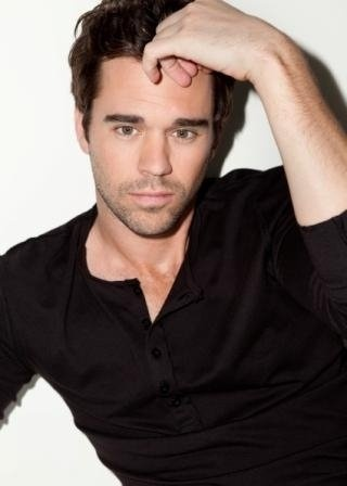 "my new fav hottie actor-David Walton from the show ""bent"""