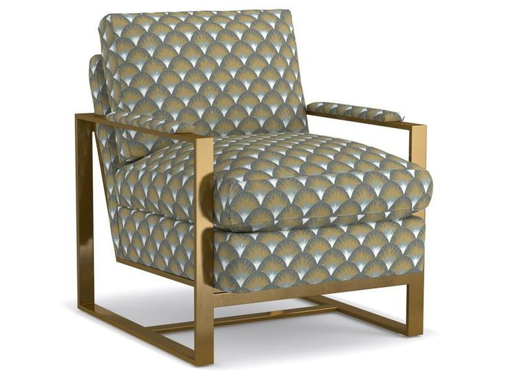 Cynthia Rowley for Hooker Furniture Winder Metal Chair 4046CR