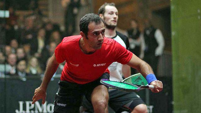 Amr Shabana Wins 2014 Squash Tournament of Champions