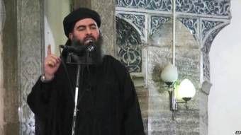 Abu Bakr al-Baghdadi, líder del Estado Islámico