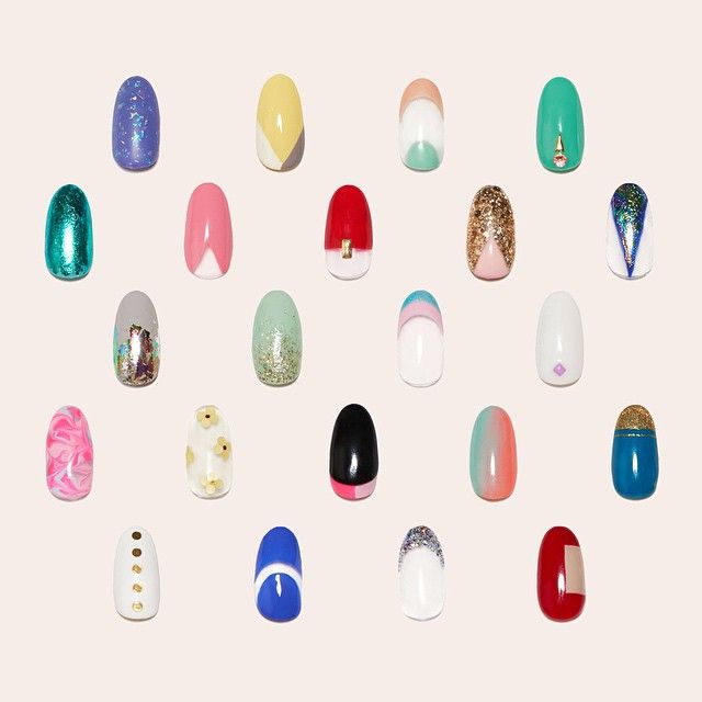 The wait is over! Introducing 22 brand new looks for spring, now available at Paintbox. Book an appointment today. #paintboxmani #nailart
