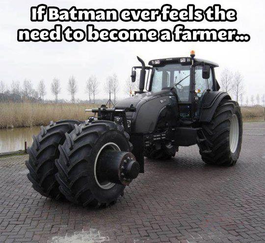 The Dark Farmer Rises
