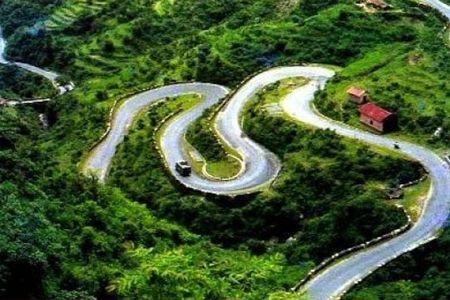 Camel's Back Road, Mussoorie, Uttarakhand, India