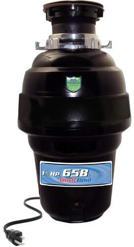 Waste Maid Premium 1 1/4 HP Continuous Feed Garbage Disposal
