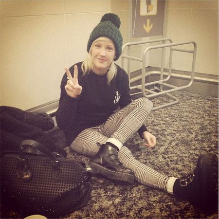 Ellie Goulding style. Her style is the definition of perfect. spamming of ellie goulding to be expected.