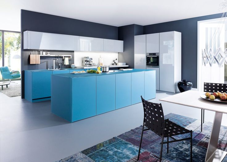 modern kitchen designs and colours