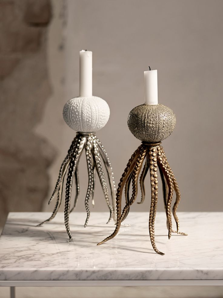 octopus candle holder - Sök på Google