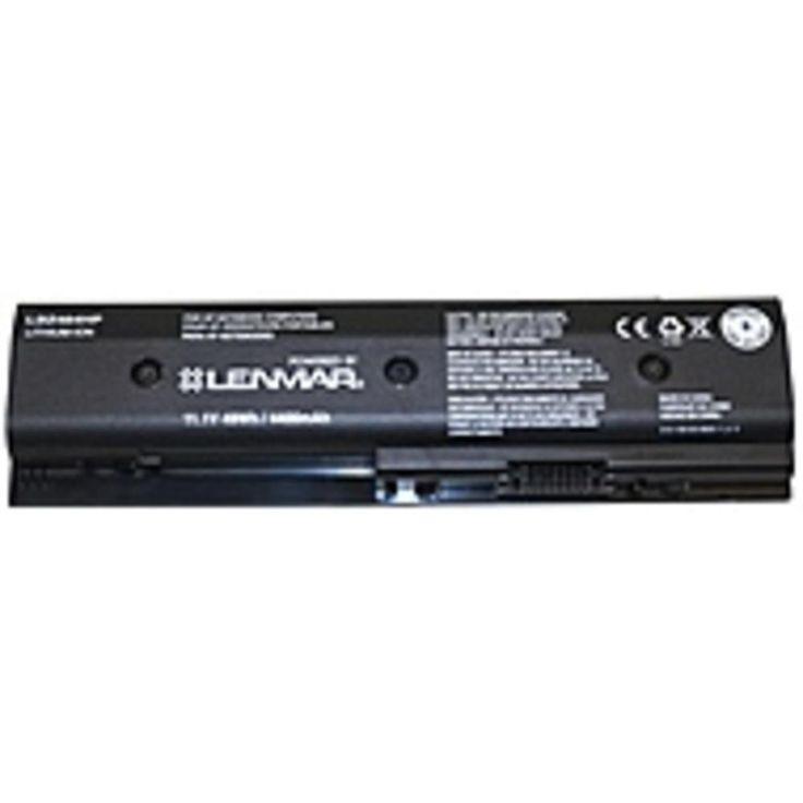 NOB Lenmar Replacement Battery for HP Pavilion DV6-7000 Laptop Computers - 4400 mAh - Lithium Ion (Li-Ion) - 10.8 V DC