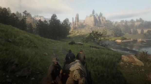 Red Dead Redemption 2 companion app may hint at PC release