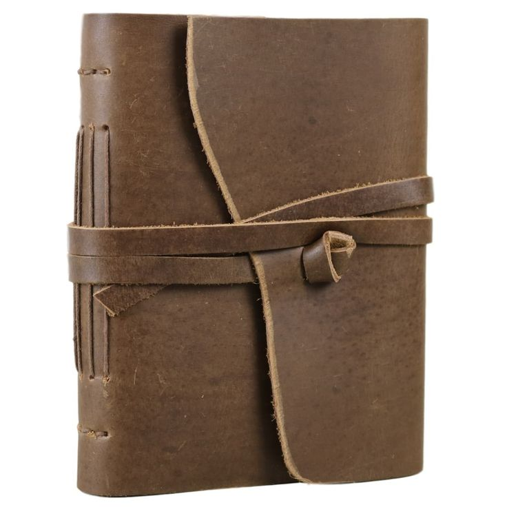 Voyageur Rustic Leather Journal