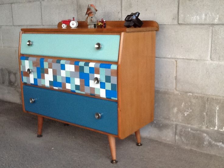 Another fab refurb by Collectors Corner NZ. www.collectorscornernz.weebly.com