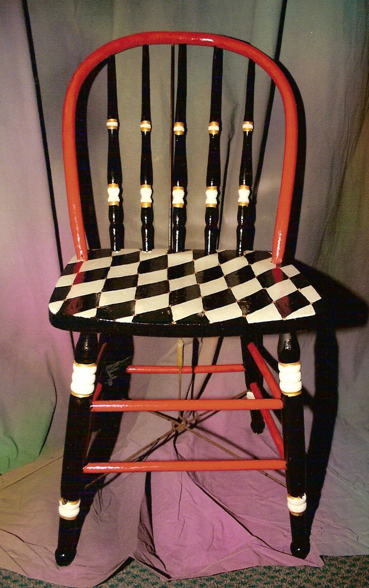 Funky painted furniture ideas - Image Detail For Repin Like Comment Hand Painted Furniture Bing Images 1 Repin Bing Com