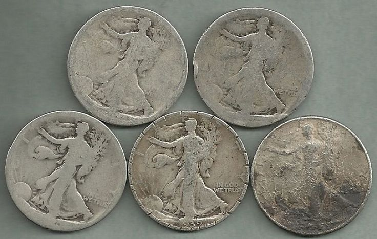 "#New post #$2.50 Face Value Mixed CULLS - 90% Silver - US Coin Lot - 5 Coins  http://i.ebayimg.com/images/g/yksAAOSwzaJX7er9/s-l1600.jpg      Item specifics   Seller Notes: ""These 90% silver coins are all culls.  Coins may be bent, dented, scratched, missing dates, missing mint marks, worn, defaced, etc.  Good for silver content and Half Dollar collectors.""      									 			Grade:   												Ungraded  									... https://www.shopnet.one/2-50-face-value-mixed-"
