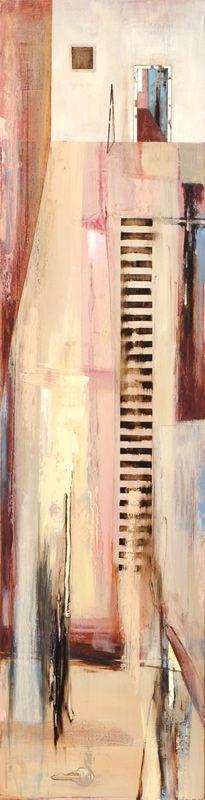 Jane Mitchell - Abandoned Church. Sanderson Gallery
