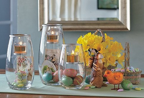 193 best images about partylite clearly creative range on for Creative candle centerpiece ideas