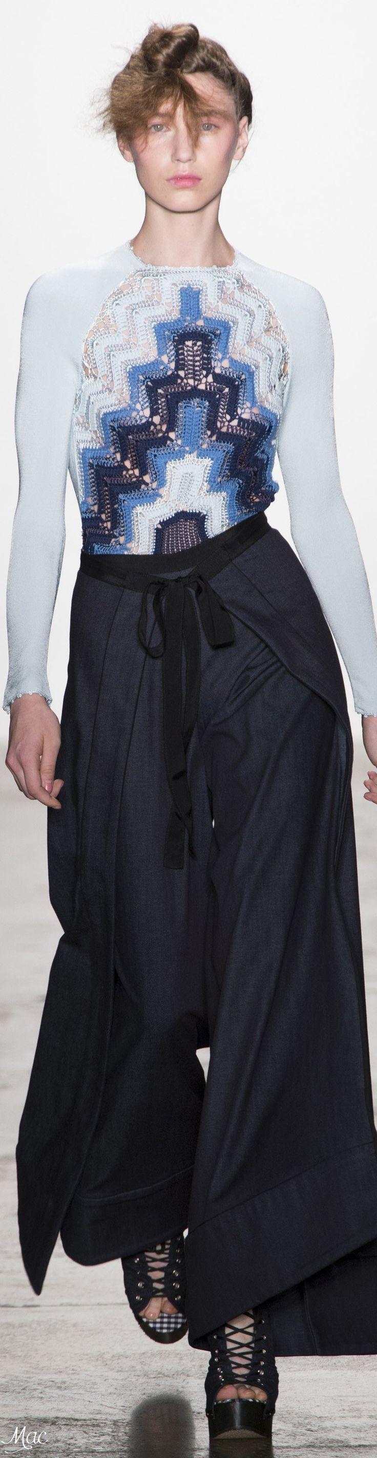 Spring 2017 Ready-to-Wear Adam Selman