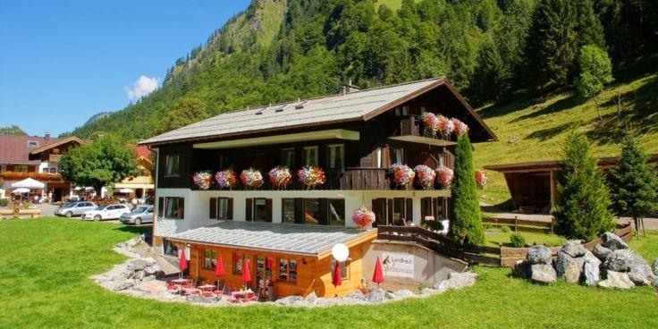 Landhaus Spielmannsau in Oberstdorf - Urlaub erleben abseits vom Touristenrummel  #allgäu #bauernhofurlaub #bayern