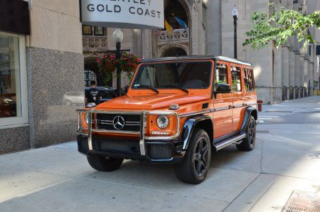 Used 2016 Mercedes-Benz G-Class AMG G 63 | Chicago, IL