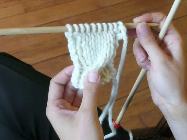 Apprendre à tricoter : comment faire les torsades ?