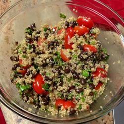 Zesty Quinoa Salad Allrecipes.com