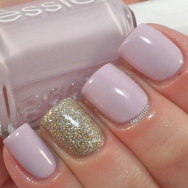 Essie- Go Ginza and Chinaglaze- I'm Not Lion