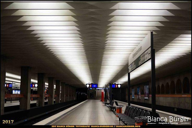 """U-Bahn-Station """"Olympiazentrum"""" - München-Spezial #München #Munich #Bayern #Bavaria #Deutschland #Germany #subway #underground #station #igersgermany #IG_Deutschland #underground_enthusiasts #biancabuergerphotography #metro #shootcamp #pickmotion #architecture #Architektur"""