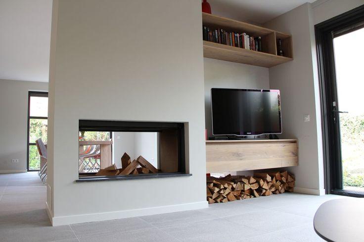 TV meubel 1 - Blokvorm