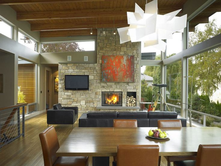 126 best Northwest Contemporary images on Pinterest Home ideas