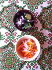 京都の料理教室 ベトナム料理&タイ料理 ベトナム料理の簡単レシピ