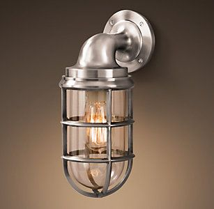 RH's Sconce Collection