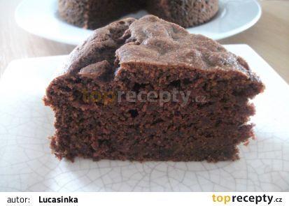 Kakaovo-banánový koláč (vegan) recept - TopRecepty.cz