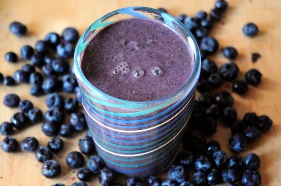 Blueberry Milkshake Recipe for Vegans and Wild Rose Detox.  2 cups frozen blueberries and/or strawberries 1 ½ cups almond milk 1 tbsp cacao 1 tsp cinnamon 1 tbsp maple syrup (optional)