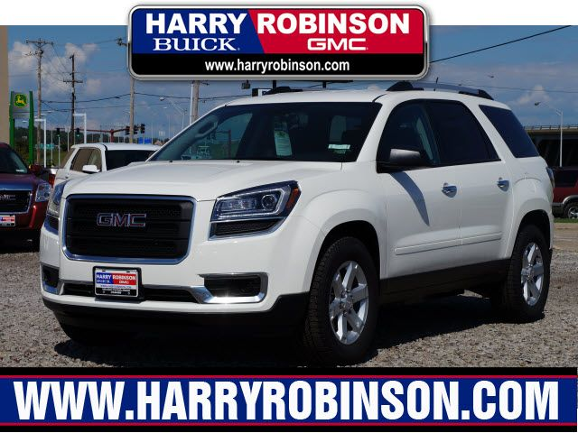 2015 GMC Acadia SLE-2 in Fort Smith, AR Area - New at Harry Robinson Buick GMC