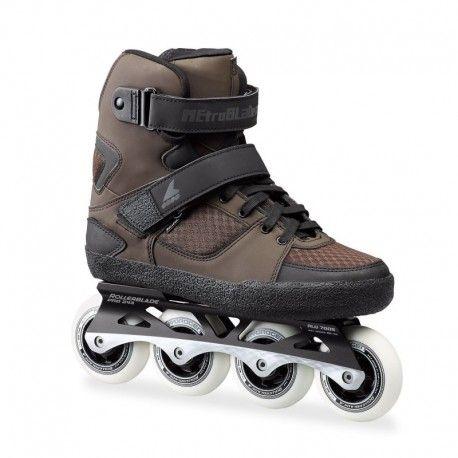 Comprar Patines Rollerblade Metroblade Gm. Tienda online de patines en linea, patines tradicionales, longboard, patinetes y scooters freestyle. Disponemos de una tienda física en Alicante. Outlet