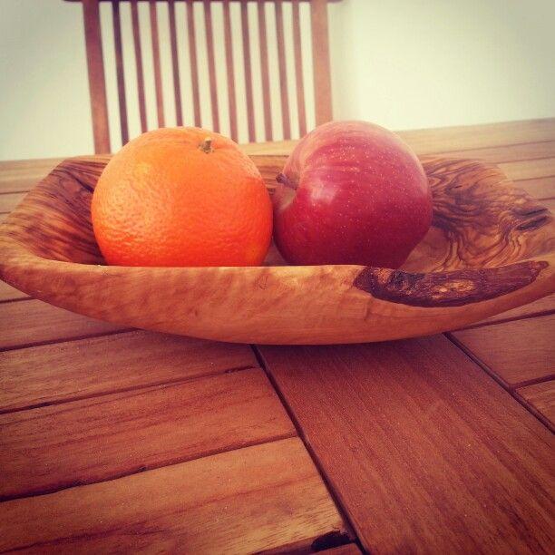 Handmade Bowl (olive wood)