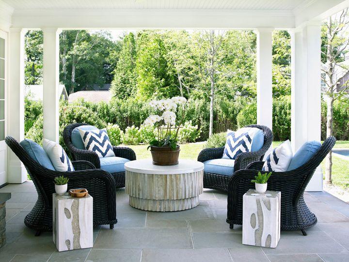 187 best Beach House Porch images on Pinterest   House porch, Beach ...