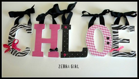 Best 22 fabric covered letters images on pinterest for Fabric covered letters for nursery