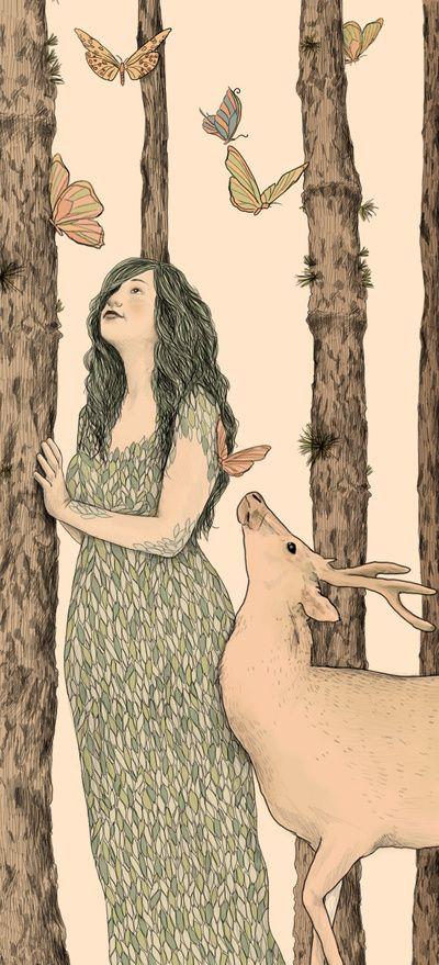 Forest -  Gabriella Barouch