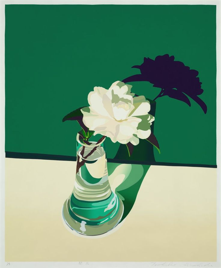 Title  Bloom  Artist  Toshiko Hishida  Year  2005  Process  Silkscreen