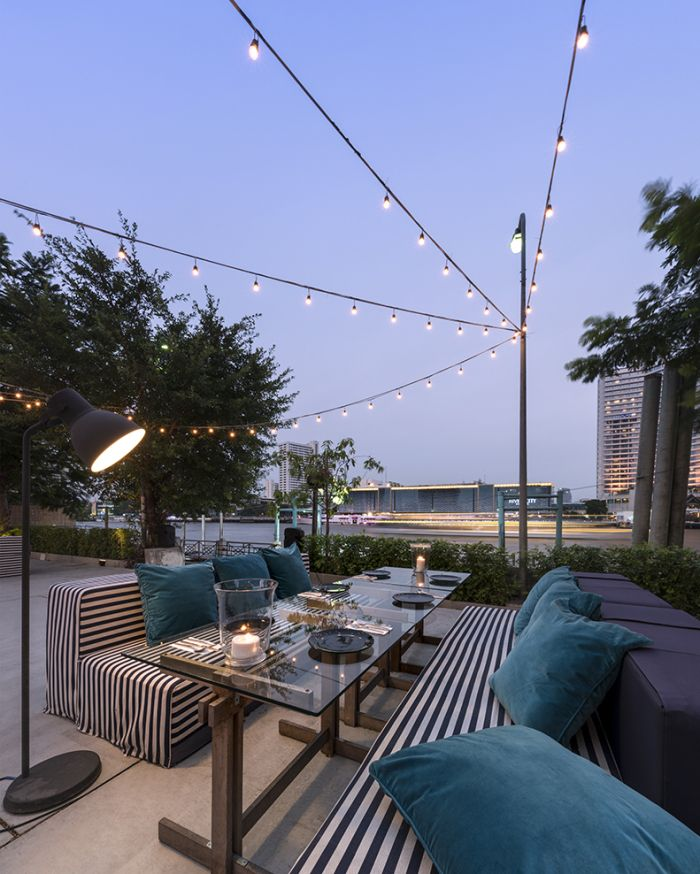 The Summer House Restaurant @The Jam Factory by DBALP | Wison Tungthunya & W Workspace