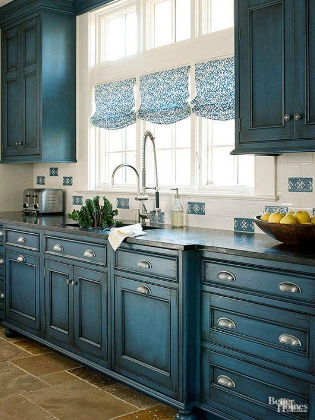 25+ Best Dark Blue Kitchens Ideas On Pinterest | Dark Blue Colour, Dark Blue  Color And Blue Orange Kitchen