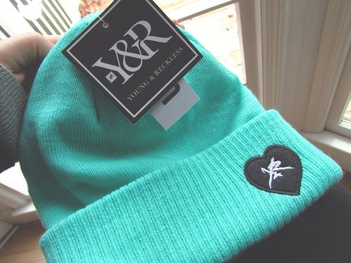 Young and reckless. I have this and I want one in every color!