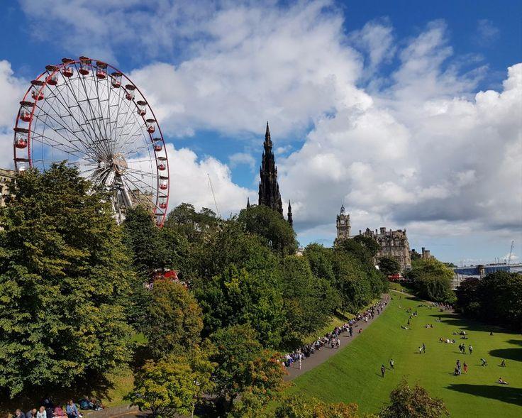 Giardini di Princes Street (Edimburgo): Aggiornato 2018 - tutto quello che c'è da sapere - TripAdvisor