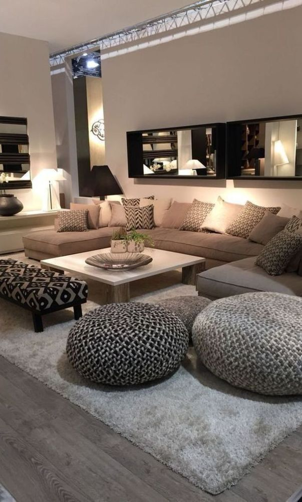 59 Inspirational Modern Living Room Models And Decoration Ideas 2020 Page 39 Of 59 Cool Wom Luxury Living Room Elegant Living Room Small Living Room Decor