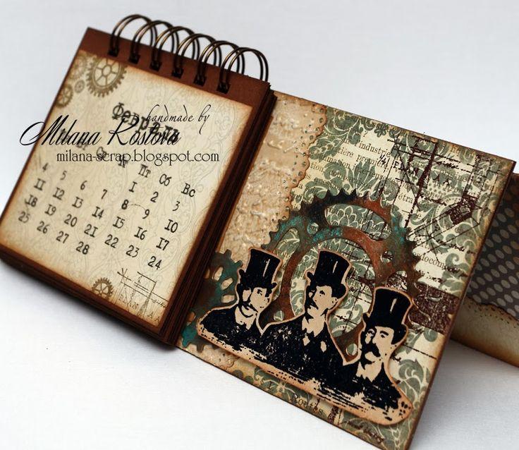ArtWorks: Много календариков!
