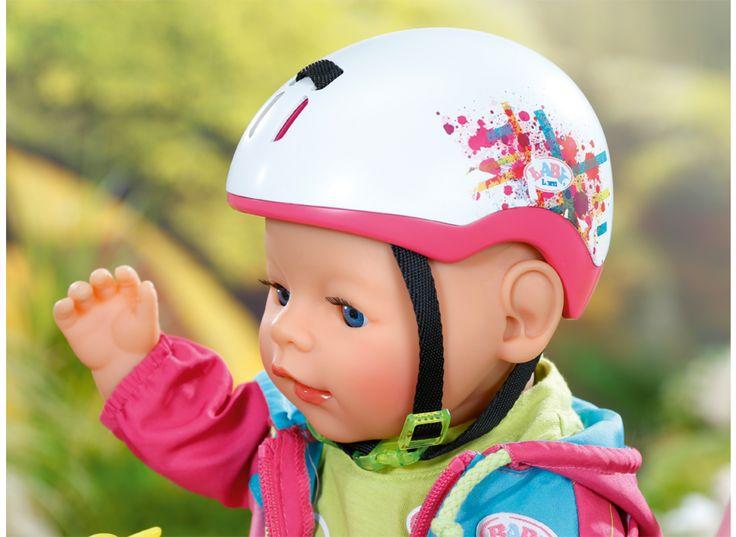 BABY BORN Play & Fun hjelm | BABY BORN | Merker | BR