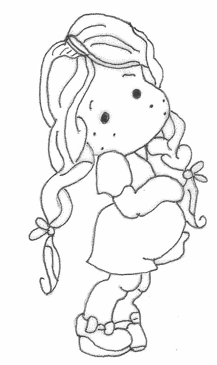 magnolia stamps coloring pages - photo#7