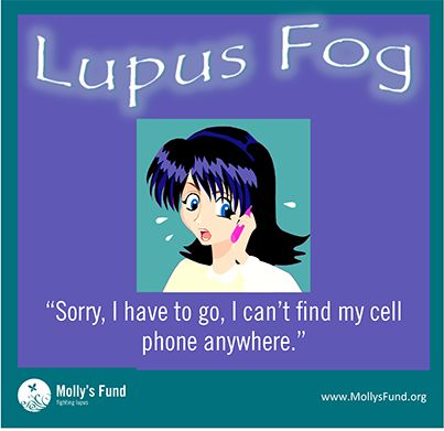 Lupus Brain Fog. Theres not to many that underdtands