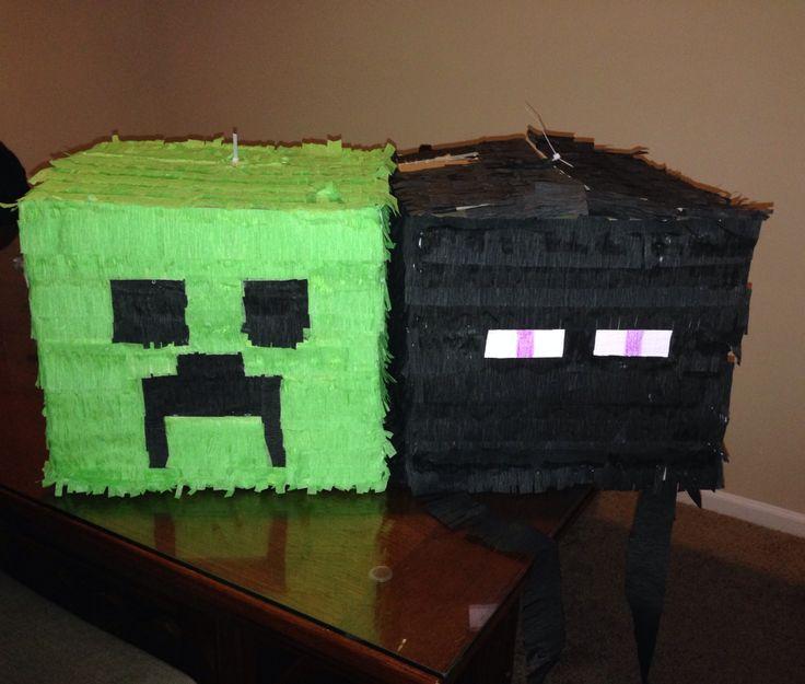 Minecraft pinata | Minecraft party | Pinterest | Minecraft ...